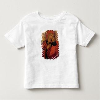 Madonna et enfant, c.1650 (panneau) t-shirt pour les tous petits