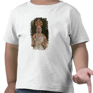 Madonna et enfant, école de Cusco T-shirt