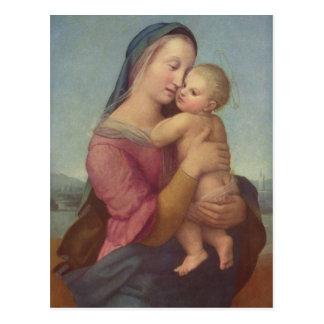Madonna et enfant (les rythmes Madonna) par Cartes Postales