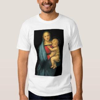 Madonna et enfant, Madonna del Granduca par T-shirts