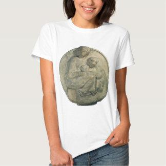 Madonna et enfant, Tondo Pitti par Michaël Angelo T-shirt