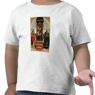 Madonna et l enfant t-shirt
