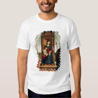 Madonna et l'enfant t-shirt