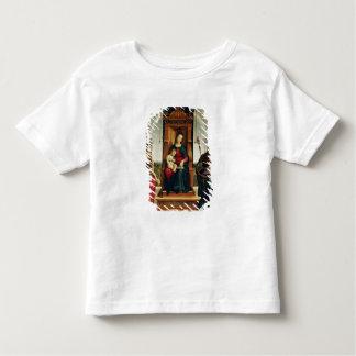 Madonna et l'enfant t-shirt pour les tous petits