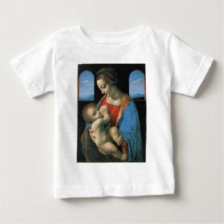 Madonna Litta par Leonardo da Vinci T-shirt