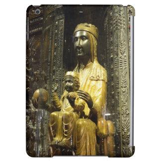 madonna noir Montserrat