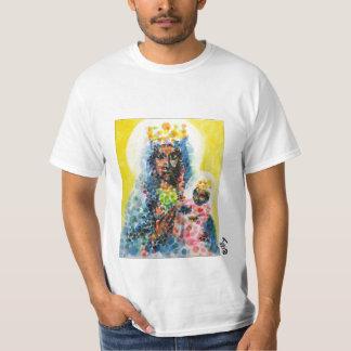 Madonna noir t-shirt