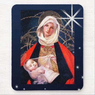Madonna par Marianne chargent. Cadeau Mousepad de  Tapis De Souris