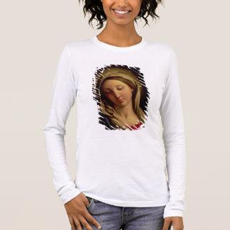 Madonna T-shirt À Manches Longues