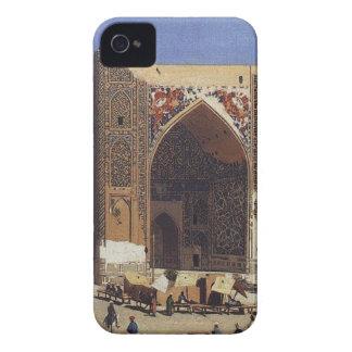 Madrasah de Shir Dor dans le carré de Registan à Étuis iPhone 4