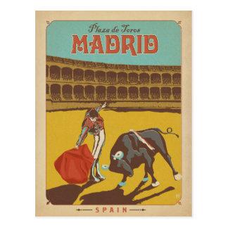 Madrid, Espagne Cartes Postales