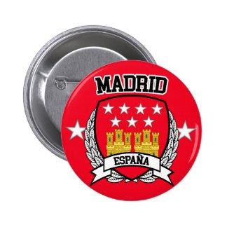 Madrid Pin's