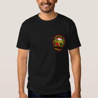 Mafia de gmps de mdballlogo t-shirts