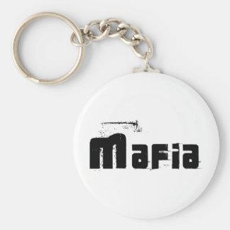 Mafia Porte-clé Rond