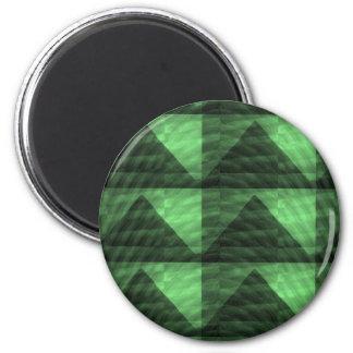 MAGASIN À BAS PRIX de diamant de PYRAMIDE de cadea Magnets Pour Réfrigérateur