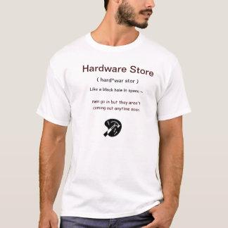 Magasin de matériel t-shirt