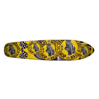 Magasin de vitesse de hot rod skateboards personnalisés
