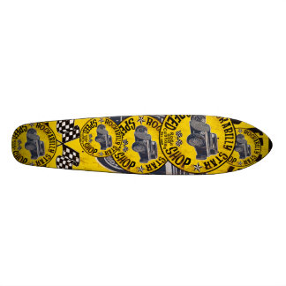 Magasin de vitesse de hot rod skateboards