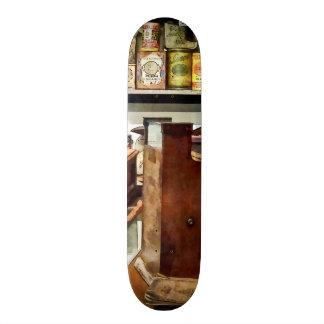 Magasin en bois de caisse enregistreuse en général skateoard personnalisé