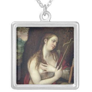 Magdalene contrite, 1579 pendentif carré