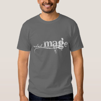 Mage rebelle t-shirts