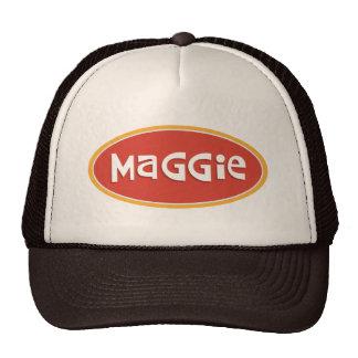Maggie a personnalisé casquette de camionneur