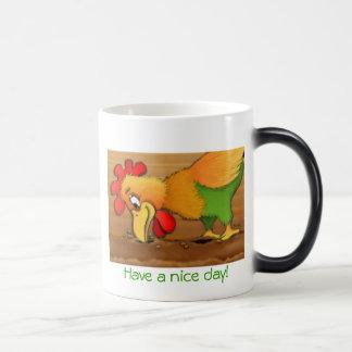 MAGIC GOGO COUPE - la tasse, t'ensorcelle Mug Magic