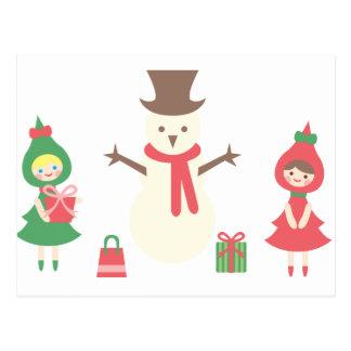 MagicalA2 Cartes Postales