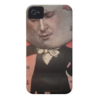 Magicien avec la grande tête coque Case-Mate iPhone 4