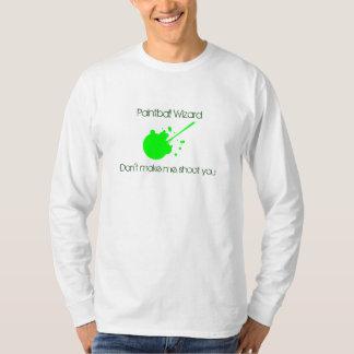 Magicien de Paintball T-shirt
