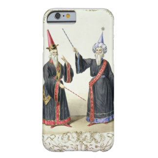 Magiciens au carnaval à Berlin, 1836 (couleur Coque Barely There iPhone 6