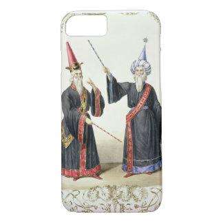 Magiciens au carnaval à Berlin, 1836 (couleur Coque iPhone 7