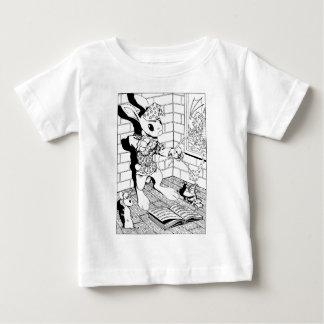 Magie de lapin t-shirt