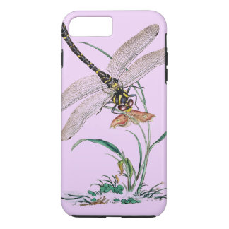 Magie de libellule coque iPhone 7 plus