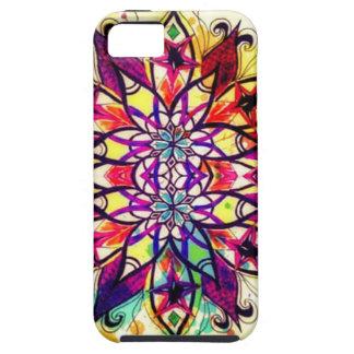 Magie de mandala coque tough iPhone 5