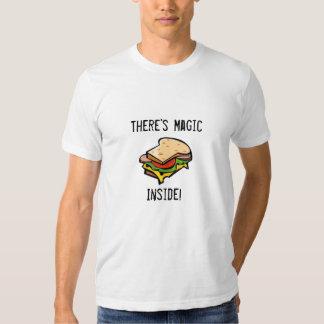 Magie de sandwich t-shirts