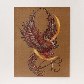 Magie d'oiseau de Phoenix puzzle de 520 morceaux