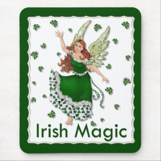 Magie irlandaise tapis de souris