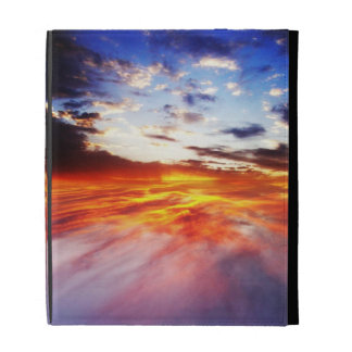 Magma and sky cases coque iPad