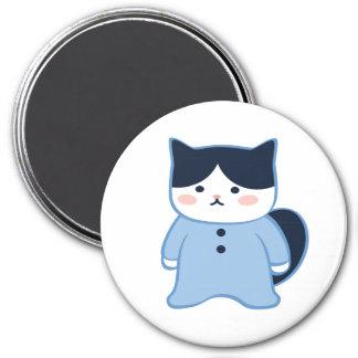 Magnet de Kitty Magnet Rond 7,50 Cm