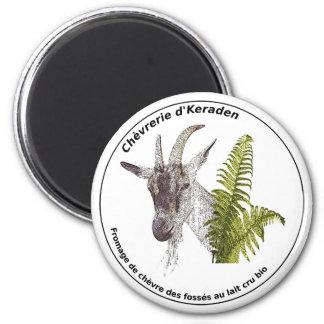 Magnet de la Chèvrerie de Keraden