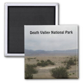 Magnet de parc national de Death Valley