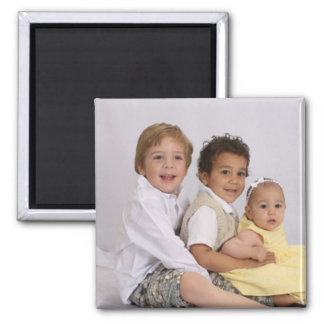 Magnet de photo personnalisé par coutume magnets pour réfrigérateur