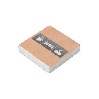 Magnet En Pierre Boisson, sommeil et bois de hachage