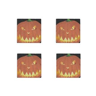 Magnet En Pierre Citrouille pour Halloween…