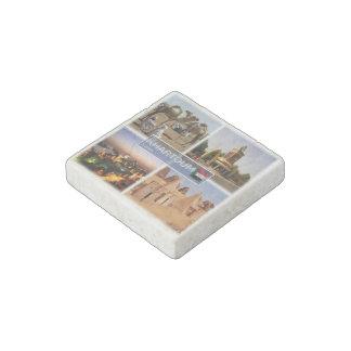 Magnet En Pierre Écart-type Soudan - Khartoum - marché de chameaux