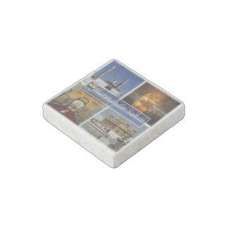 Magnet En Pierre EN Inde - le temple d'or Amritsar - Ramgarhia