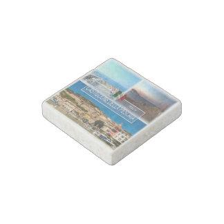 Magnet En Pierre IL della Pescaia de l'Italie - de la Toscane - du