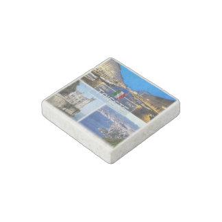 Magnet En Pierre IL l'Italie - le Friuli Venezia Giulia - Trieste -