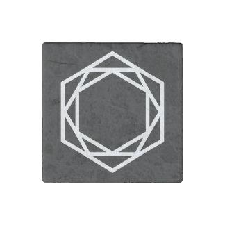Magnet En Pierre Tour (-)/magnet en pierre de marbre, individuel